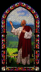 St. Paul stained glass